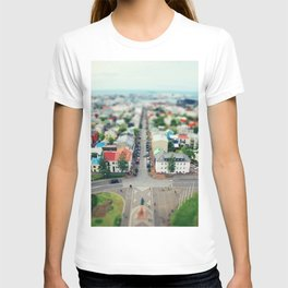Reykjavik, Iceland T-shirt