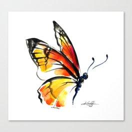 Monarch No. 3 by Kathy Morton Stanion Canvas Print