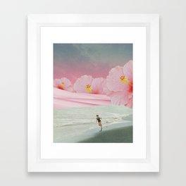 Running Dream Framed Art Print