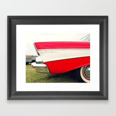 From the past! Framed Art Print