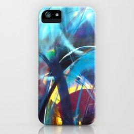 Tsunami II iPhone Case