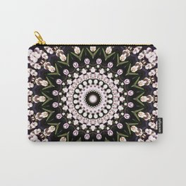 Hydrangea Lace Carry-All Pouch