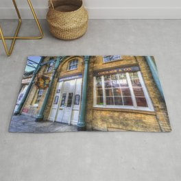 The Punch And Judy Pub Covent Garden Rug