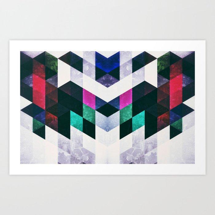 xyxx Art Print