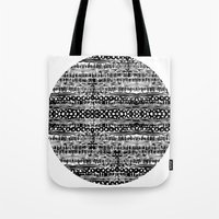 dot Tote Bags featuring Dot by Tillytyler