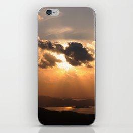 Sunset1 iPhone Skin