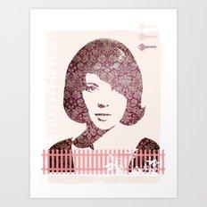 Beauty is Fleeting #1 Art Print