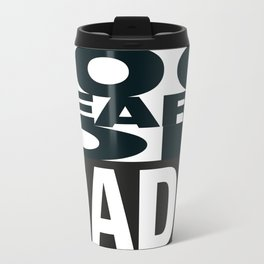100 Years of DADA #2 Travel Mug