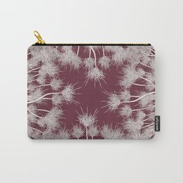 Hibiscus meets Pandanus (St. Damien 7) Carry-All Pouch