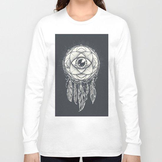 Dream catcher eye Long Sleeve T-shirt
