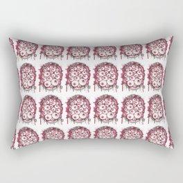 Eyes Series RED Rectangular Pillow