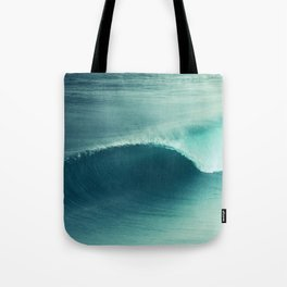 Perfect Wave Tote Bag
