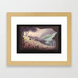 Robin Hood: Beginning of a New Life! Framed Art Print