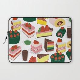 Eat Darling Eat Celebration Cakes Laptop Sleeve