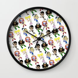 SPICE UP YOUR LIFE! Wall Clock