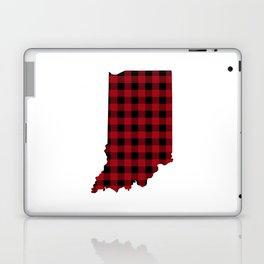 Indiana - Buffalo Plaid Laptop & iPad Skin