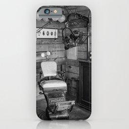 Antique Dentist Office iPhone Case