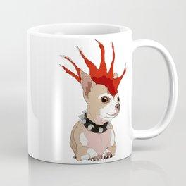 Bad Ass Chihuahua Coffee Mug