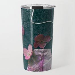 The Art of Tea II Travel Mug