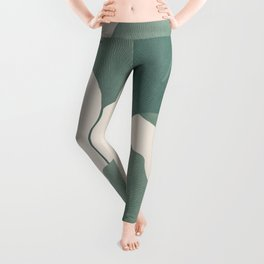 Ginko Leaves Leggings