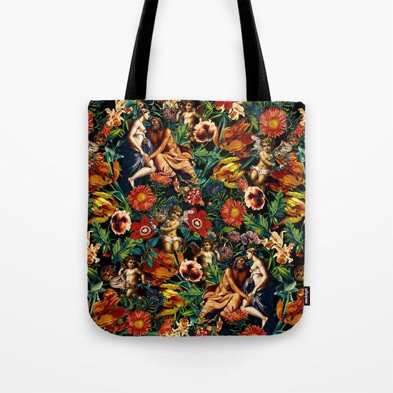 HERA and ZEUS Garden Tote Bag