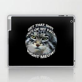 Right Meow! Laptop & iPad Skin