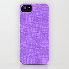play of squares iPhone Case