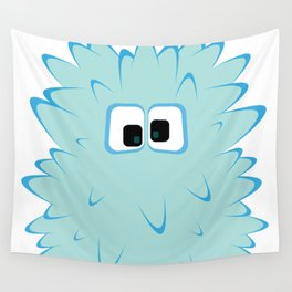 Bubble Beasts: Fur Tamer Wall Tapestry