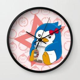 N°3 - Coffee time Wall Clock