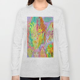hello thoughts Long Sleeve T-shirt