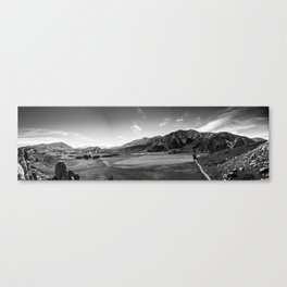 Arthurs Pass from Castle Rock Canvas Print