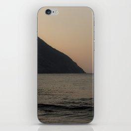 Golden Beach iPhone Skin