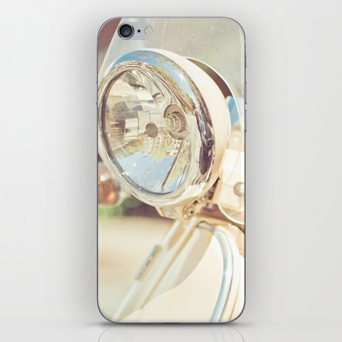 Sunny Ride iPhone Skin