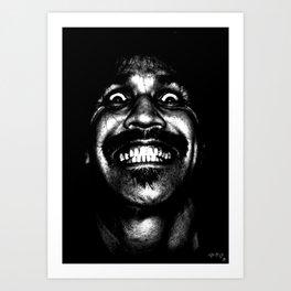 Hi Im God, Pleased to meet Me! Art Print