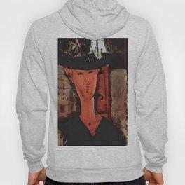 "Amedeo Modigliani ""Madame Pompadour"" Hoody"