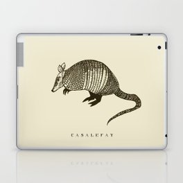 Armadillo power Laptop & iPad Skin