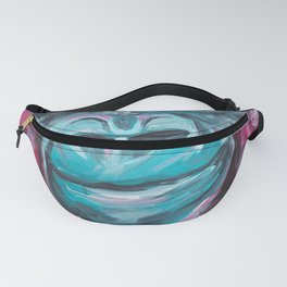 Monkey - painting series Fanny Pack