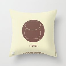 1962 Throw Pillow