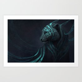 illusive Art Print