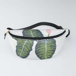 Tropical plant Fanny Pack