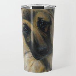German shepard Travel Mug