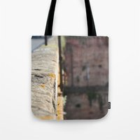 dad Tote Bags featuring Dad by Jérémy Boes