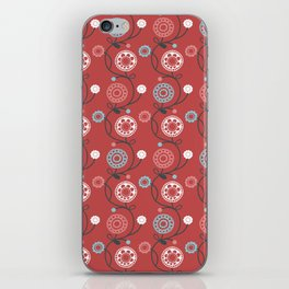 Daisy Doodles 5 iPhone Skin