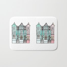 DC Row House No. 2 II U Street Bath Mat