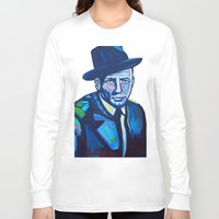 frank sinatra Long Sleeve T-shirts featuring Frank Sinatra by camilletheriot