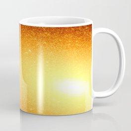 Copper Stars Ombre Coffee Mug