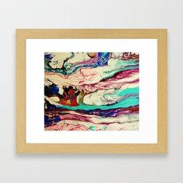 panoplie Framed Art Print