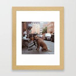 No. 11 Framed Art Print