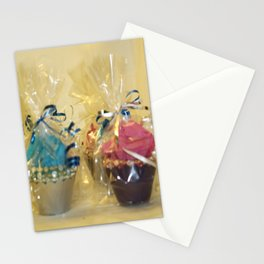 Perfectly Sweet Cupcakes Stationery Cards