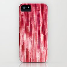 Red Rain Slim Case iPhone (5, 5s)